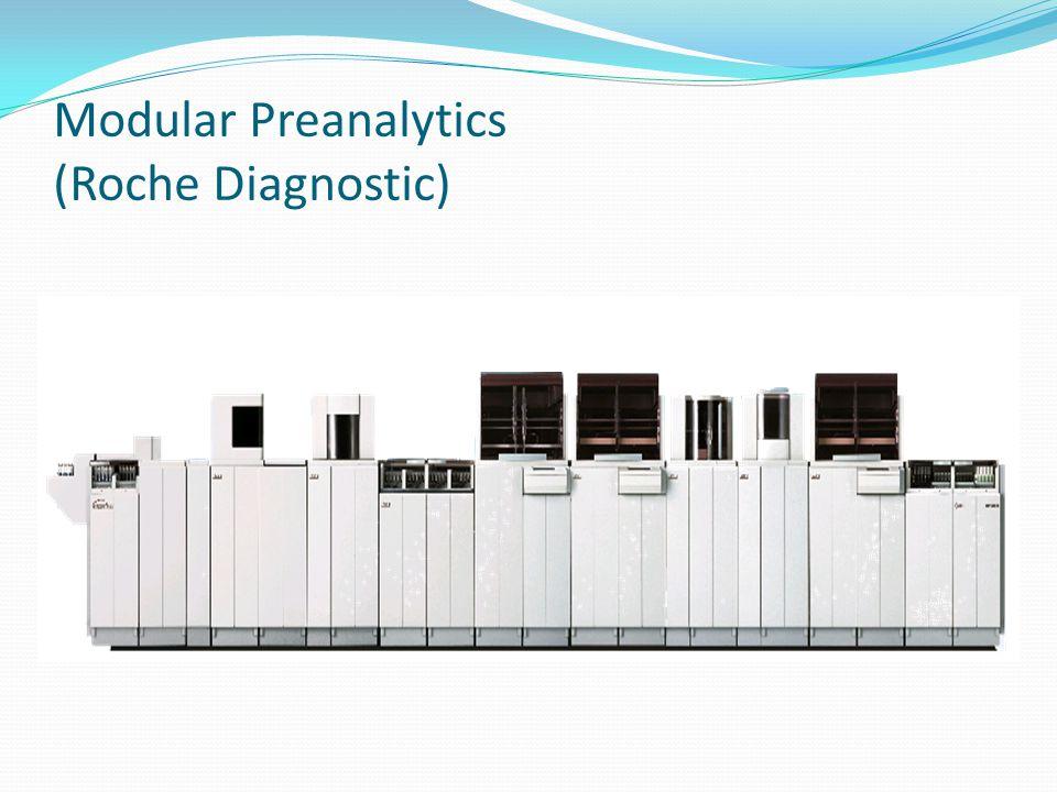 Modular Preanalytics (Roche Diagnostic)