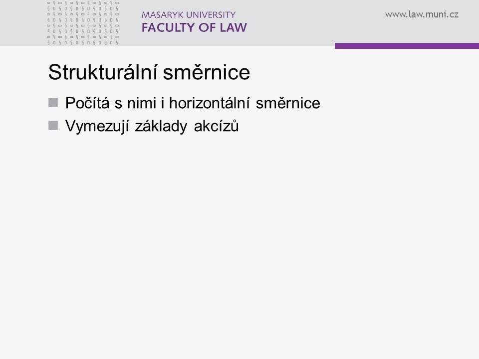 Strukturální směrnice