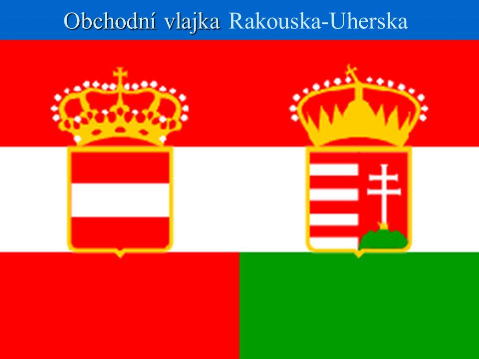 Obchodní vlajka Rakouska-Uherska