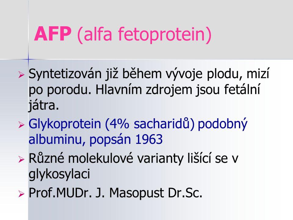 AFP (alfa fetoprotein)