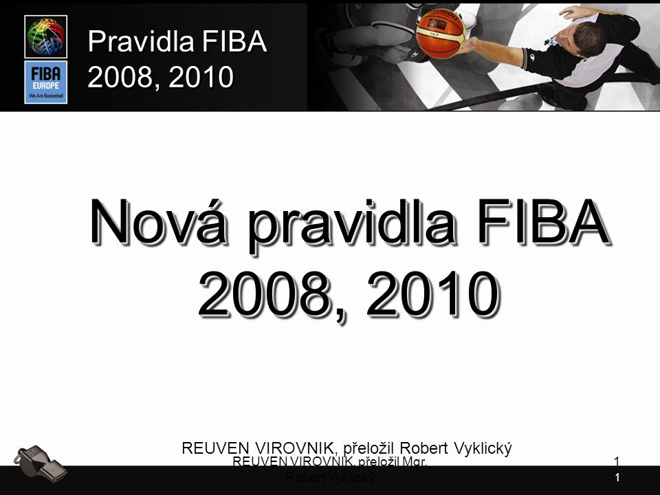 REUVEN VIROVNIK, přeložil Mgr. Robert Vyklický