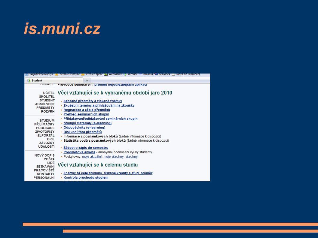 is.muni.cz