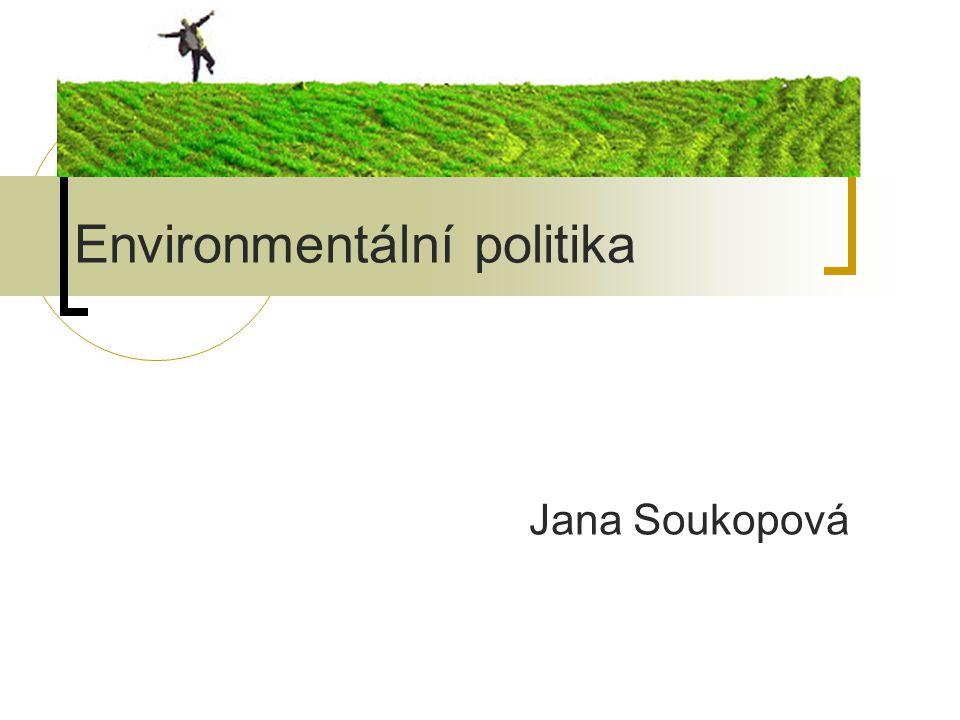 Environmentální politika