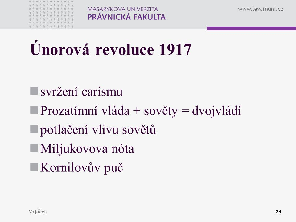 Únorová revoluce 1917 svržení carismu