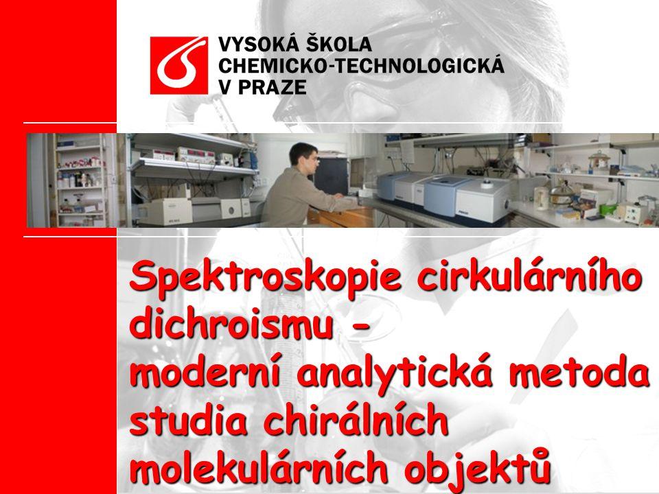 Spektroskopie cirkulárního dichroismu -