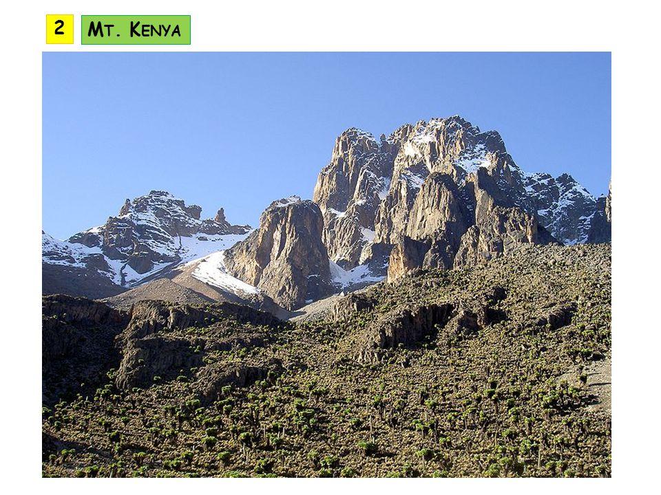 2 Mt. Kenya