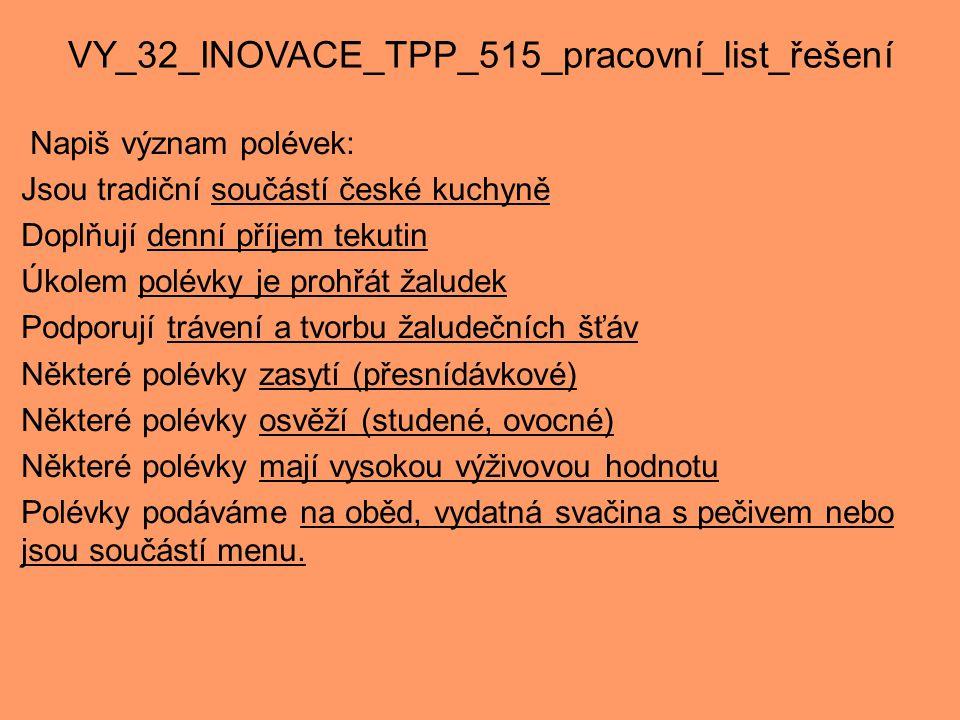 VY_32_INOVACE_TPP_515_pracovní_list_řešení