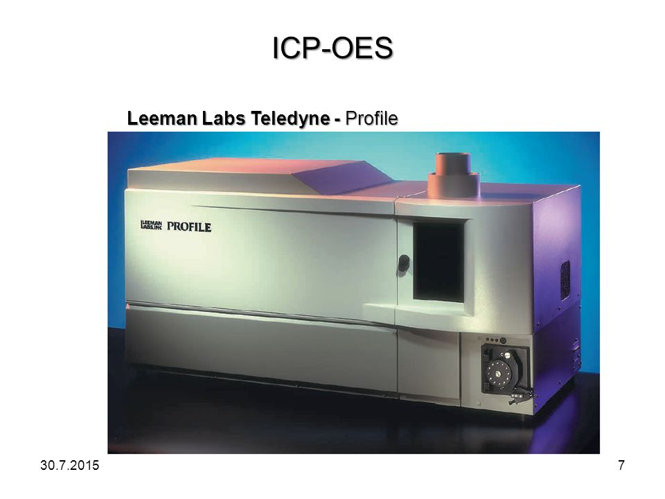 Leeman Labs Teledyne - Profile