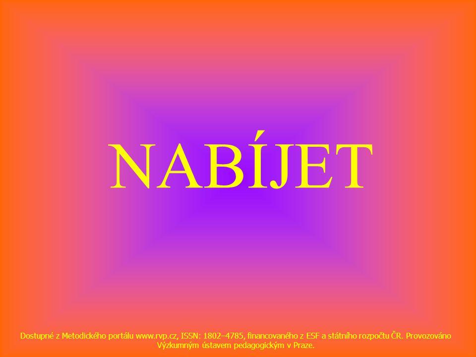 NABÍJET