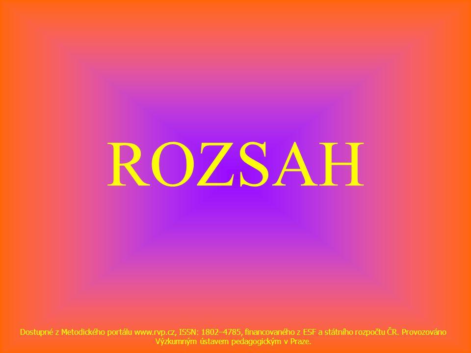 ROZSAH