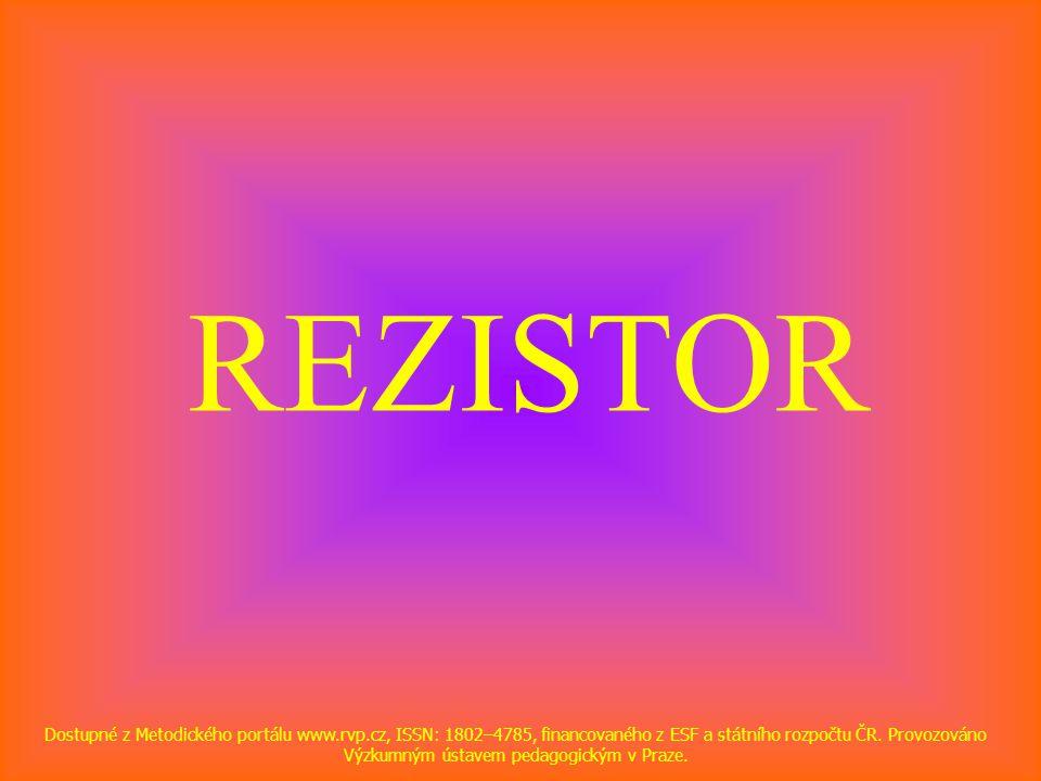 REZISTOR