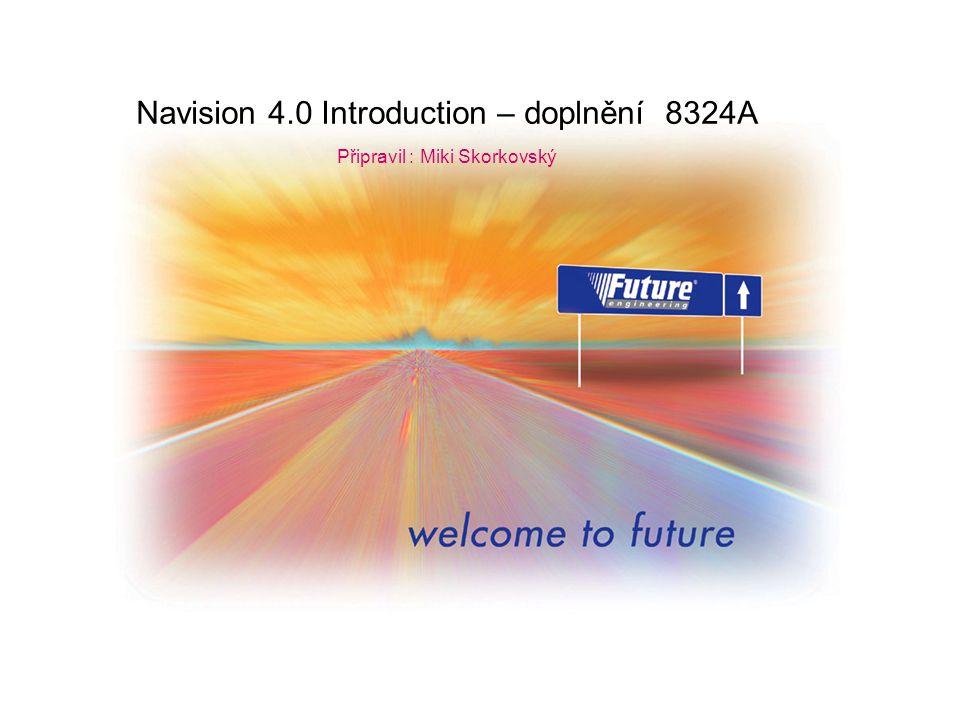Navision 4.0 Introduction – doplnění 8324A