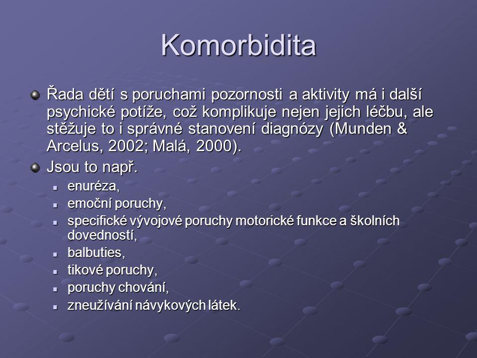 Komorbidita