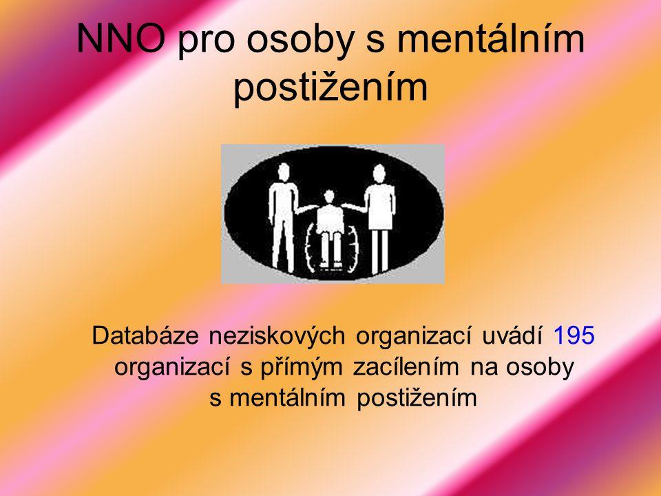 NNO pro osoby s mentálním postižením