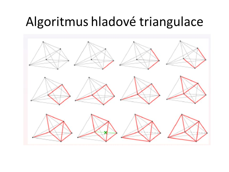 Algoritmus hladové triangulace