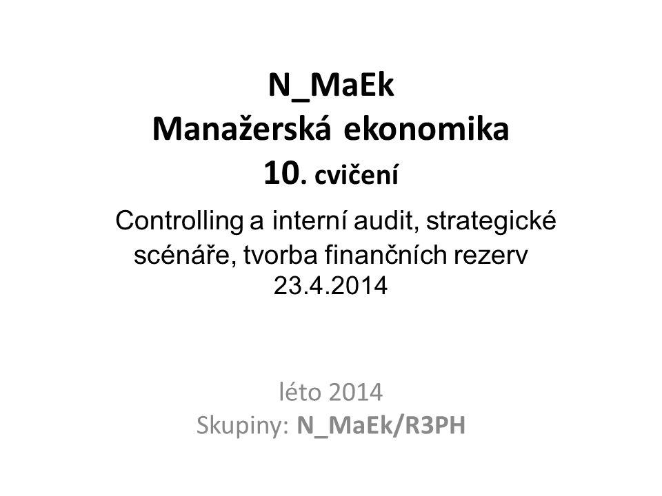 léto 2014 Skupiny: N_MaEk/R3PH