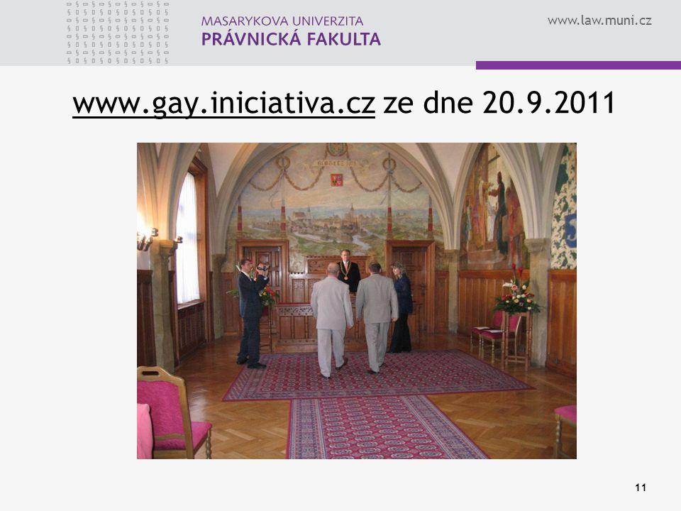 www.gay.iniciativa.cz ze dne 20.9.2011