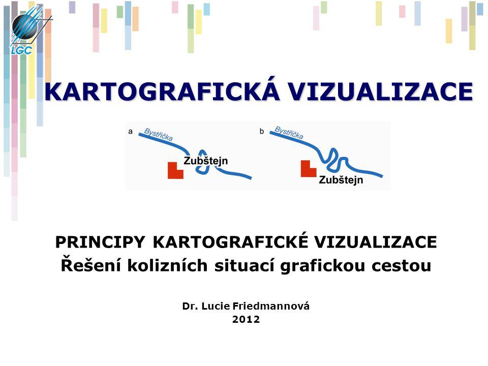 KARTOGRAFICKÁ VIZUALIZACE