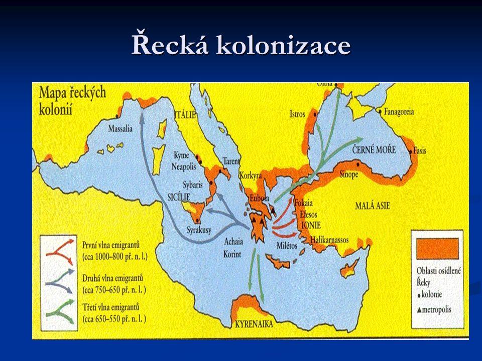 Řecká kolonizace