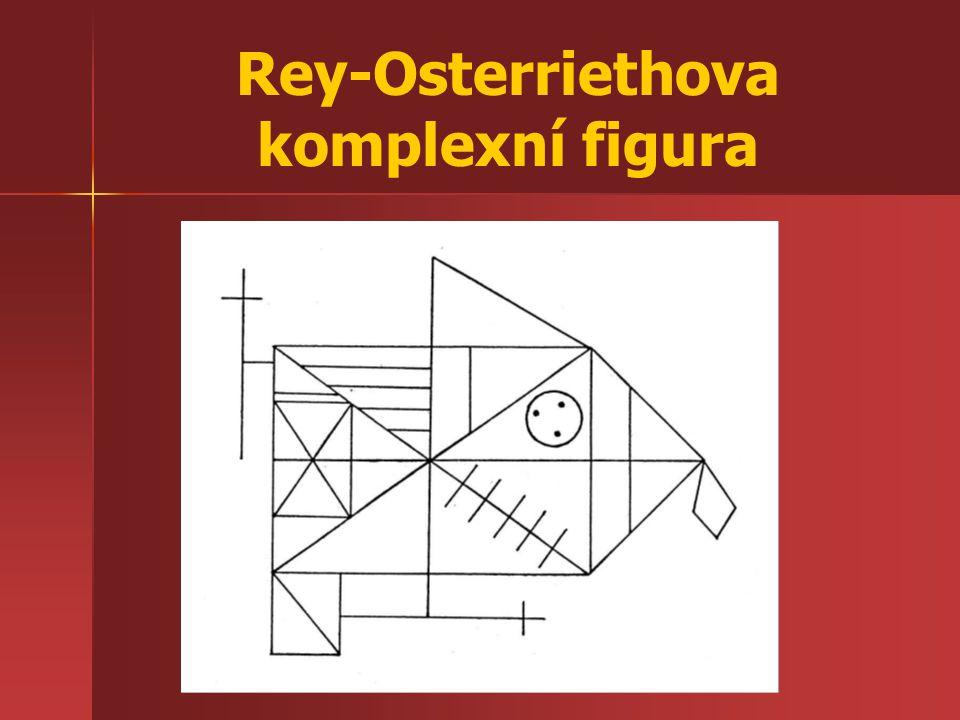 Rey-Osterriethova komplexní figura