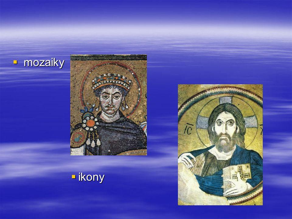 mozaiky ikony