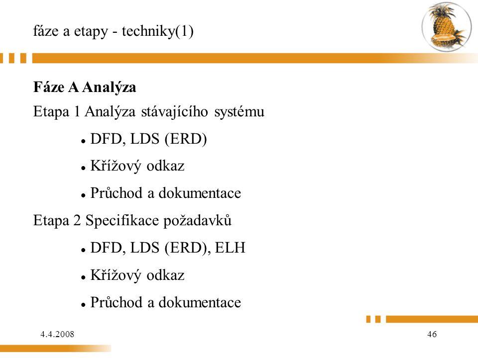 fáze a etapy - techniky(1)