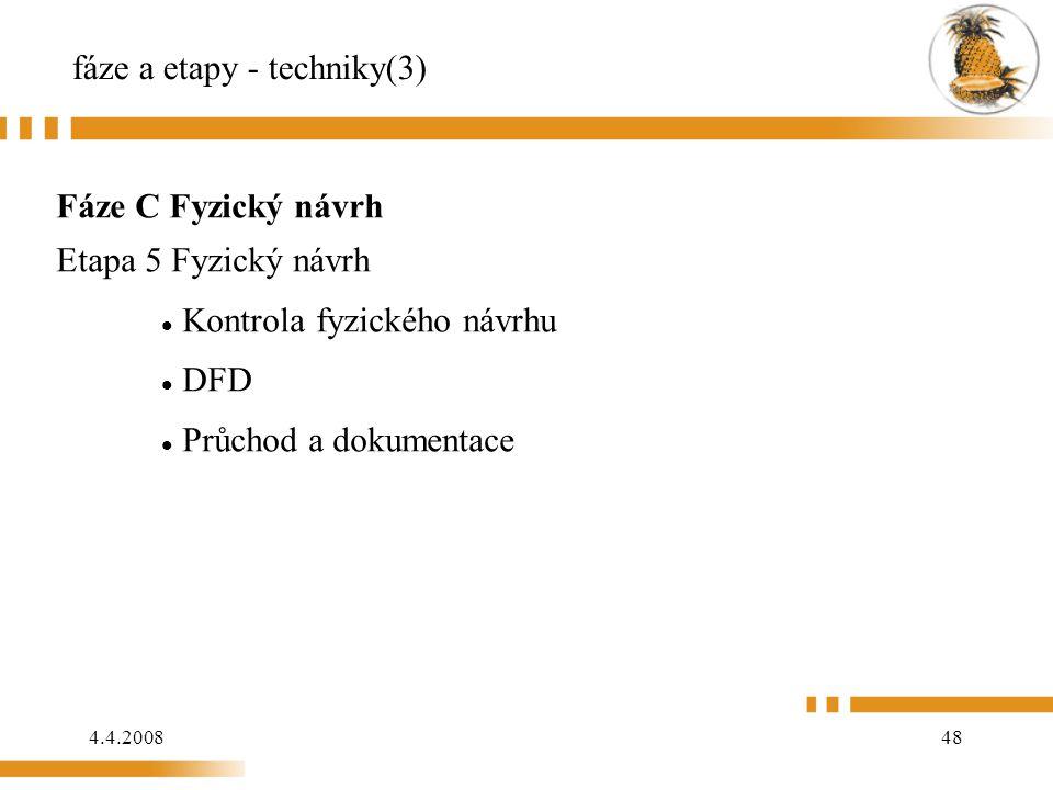 fáze a etapy - techniky(3)