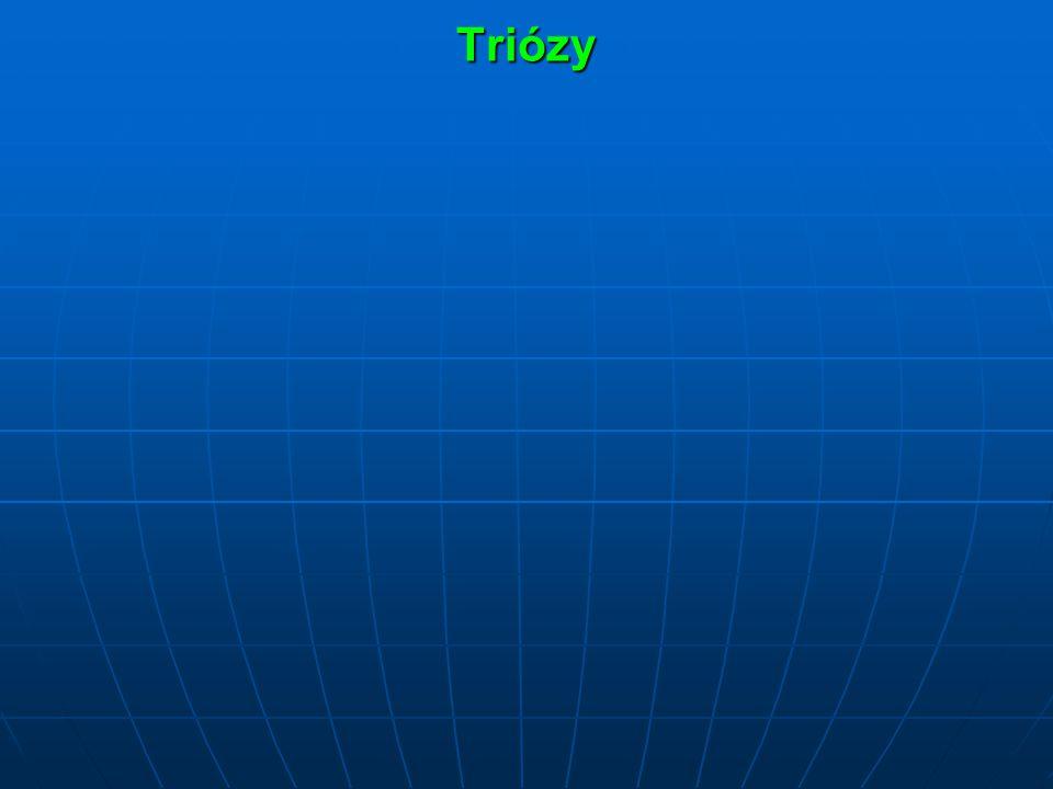 Triózy
