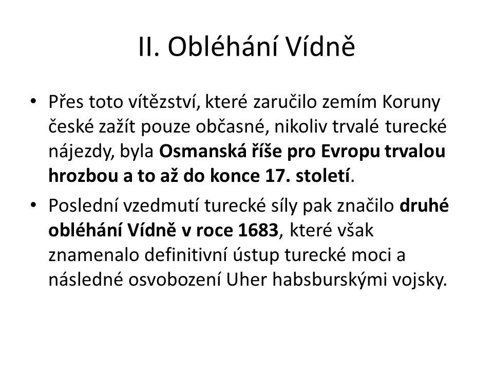 II. Obléhání Vídně