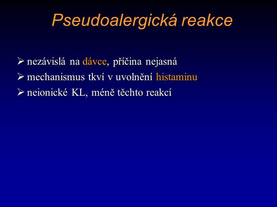 Pseudoalergická reakce