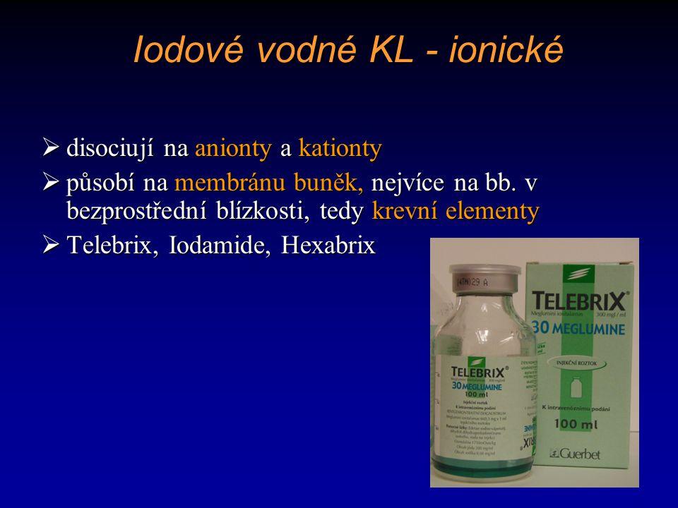 Iodové vodné KL - ionické