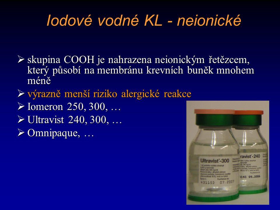 Iodové vodné KL - neionické