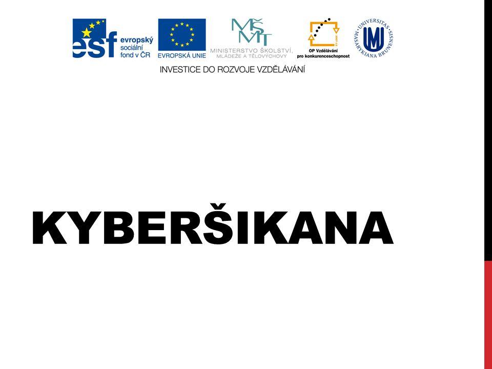 Kyberšikana