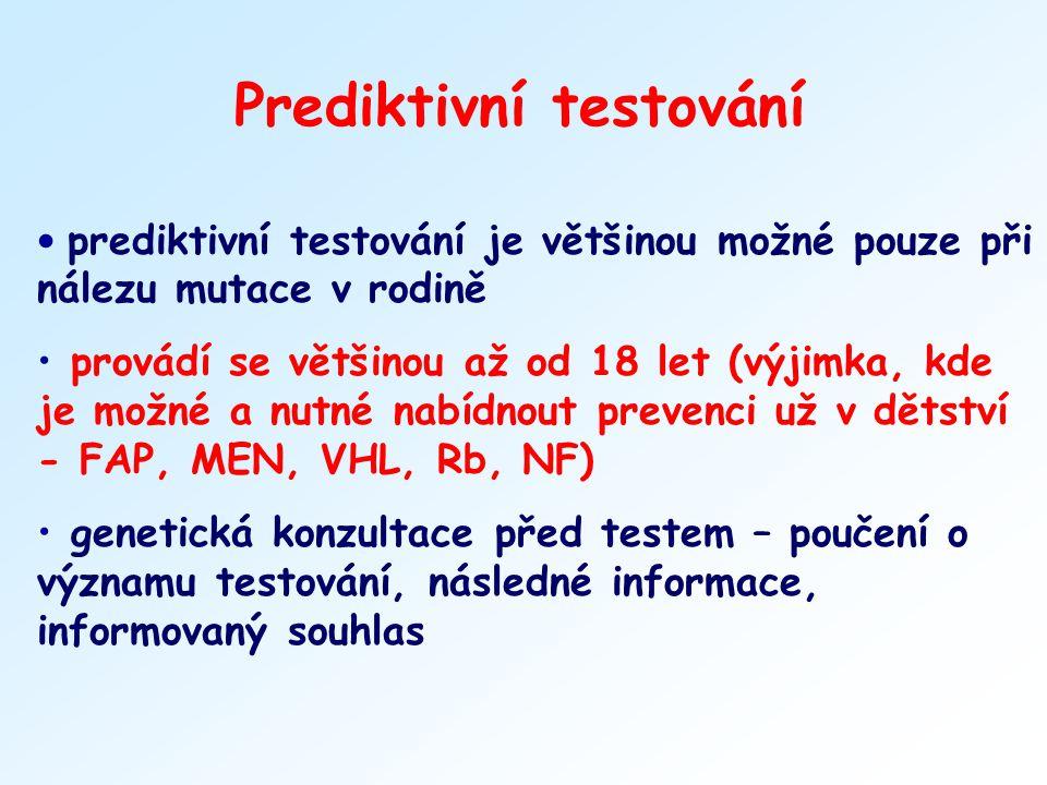 Prediktivní testování