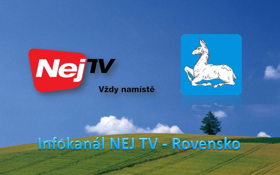 Infokanál NEJ TV - Rovensko