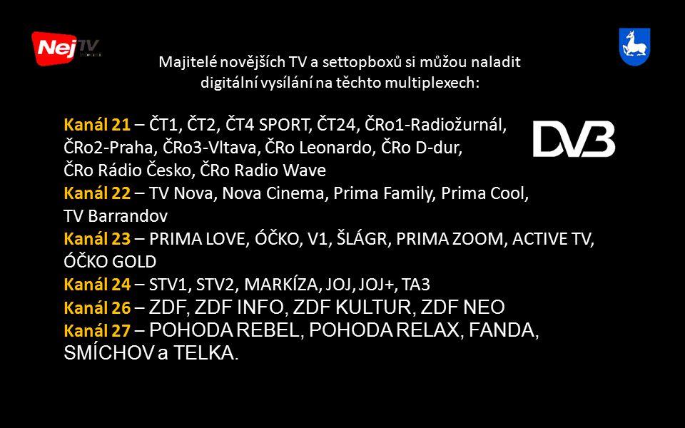 Kanál 24 – STV1, STV2, MARKÍZA, JOJ, JOJ+, TA3