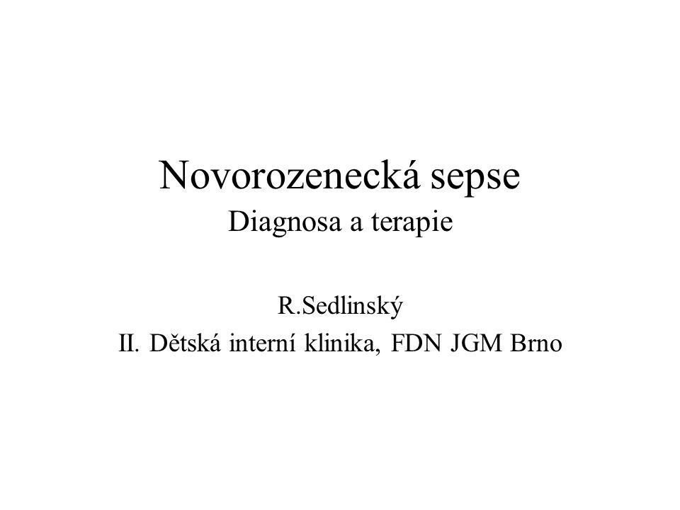 II. Dětská interní klinika, FDN JGM Brno