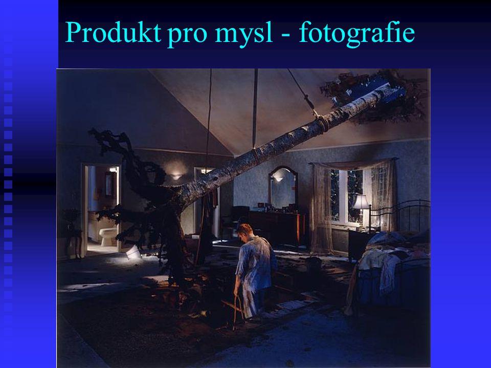 Produkt pro mysl - fotografie