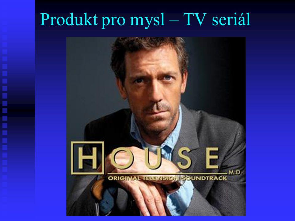 Produkt pro mysl – TV seriál