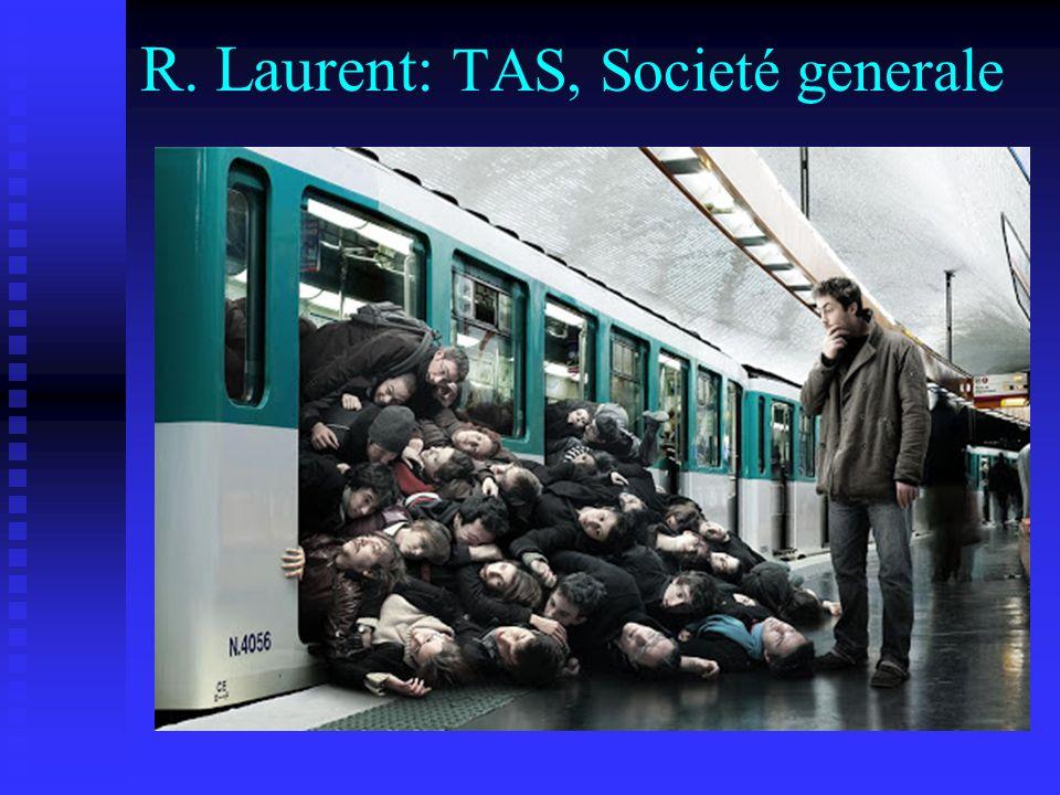 R. Laurent: TAS, Societé generale