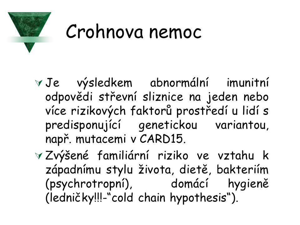 Crohnova nemoc