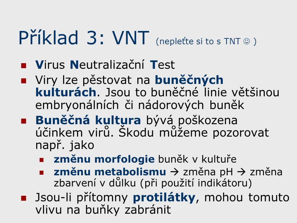 Příklad 3: VNT (nepleťte si to s TNT  )