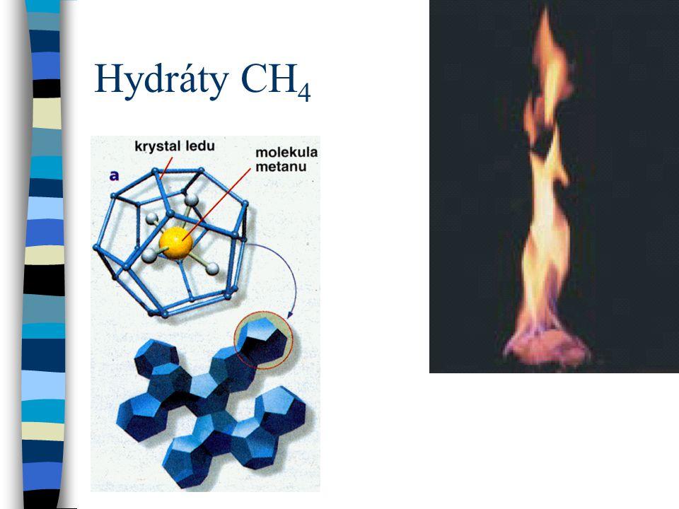 Hydráty CH4