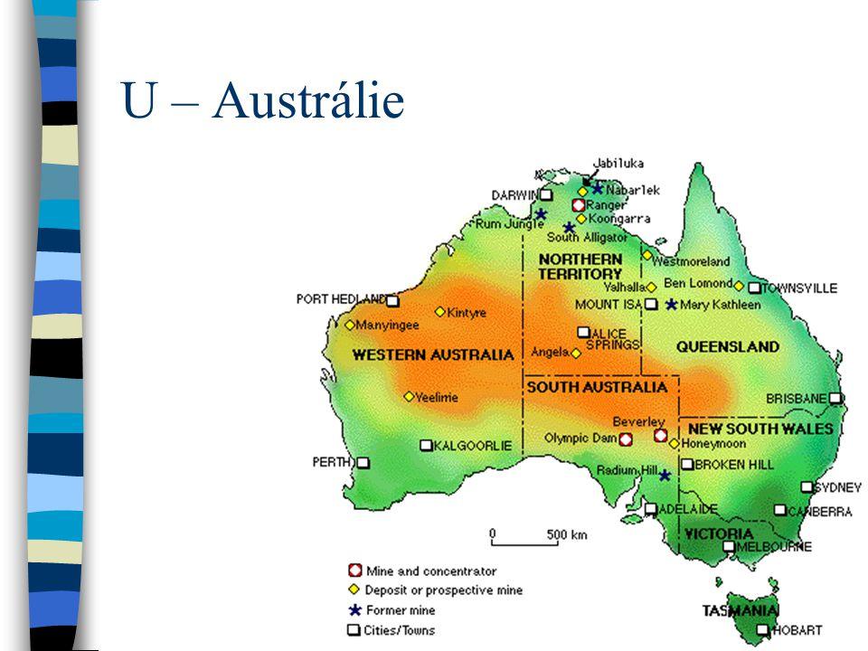 U – Austrálie