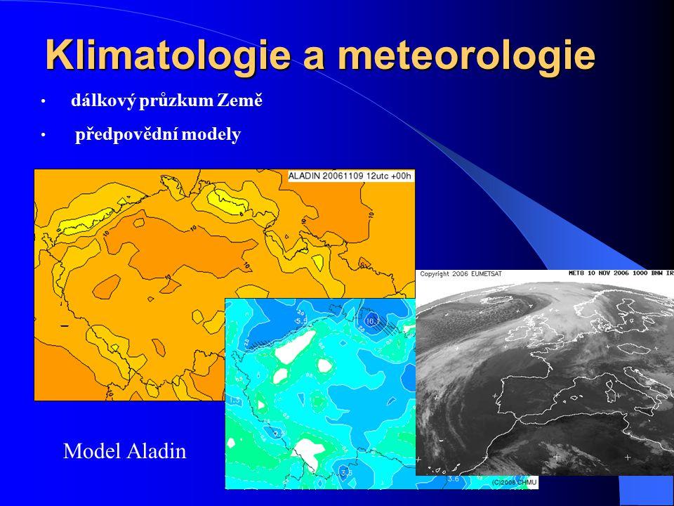 Klimatologie a meteorologie