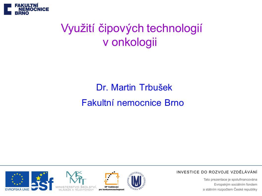 Využití čipových technologií v onkologii