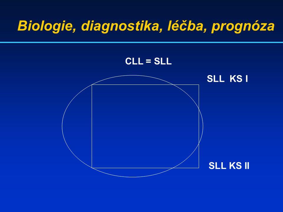 Biologie, diagnostika, léčba, prognóza
