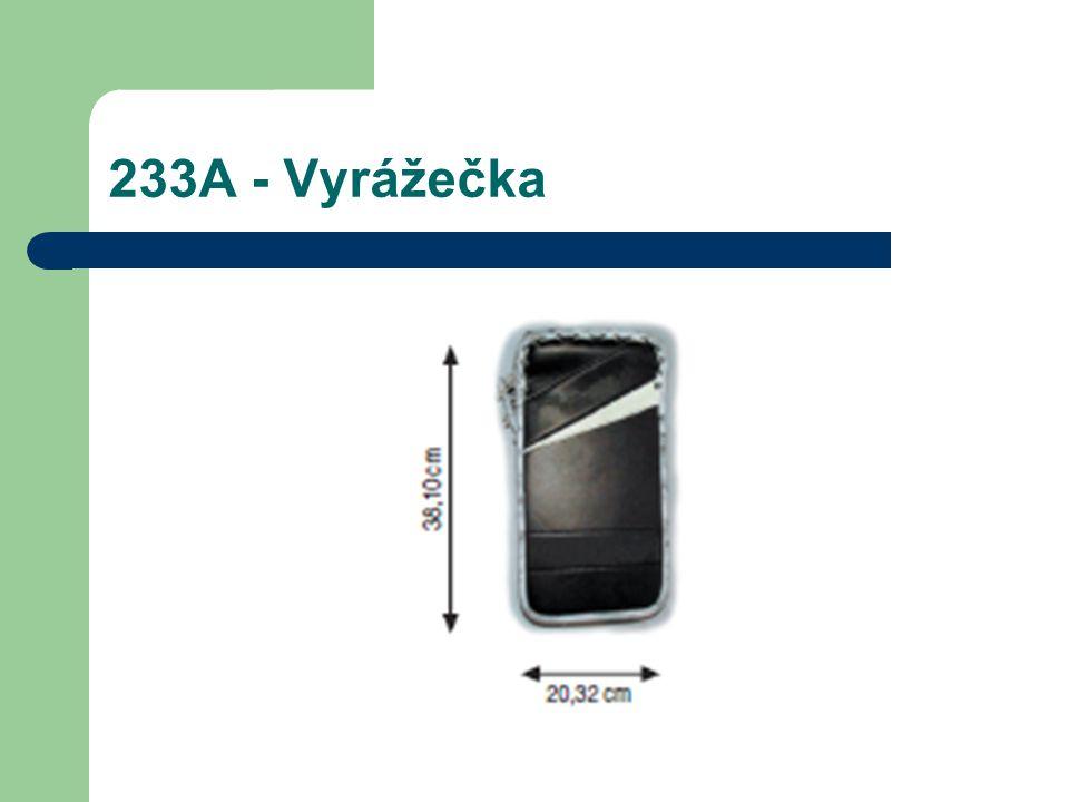 233A - Vyrážečka