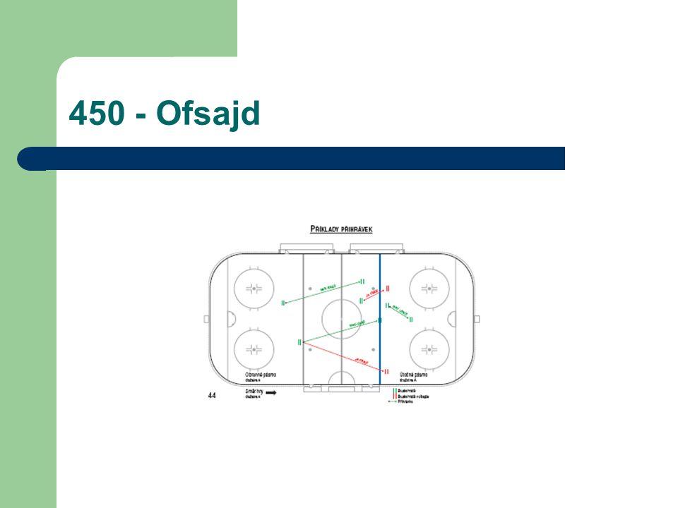 450 - Ofsajd