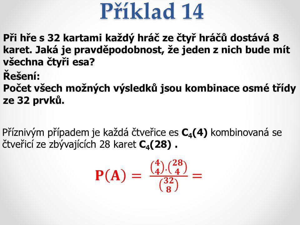 Příklad 14